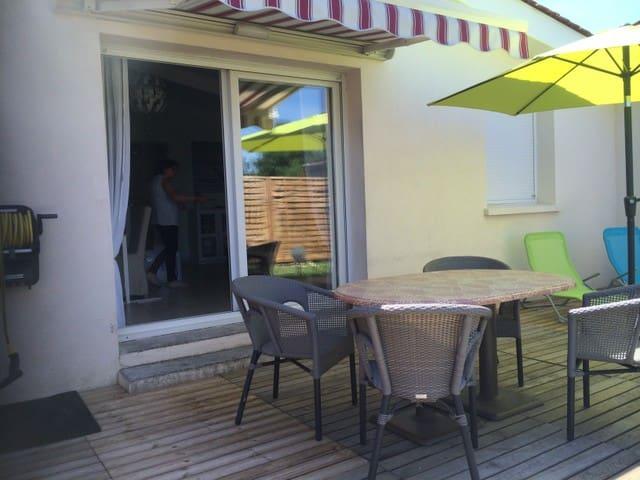 logement les vignes - Beguey - Квартира