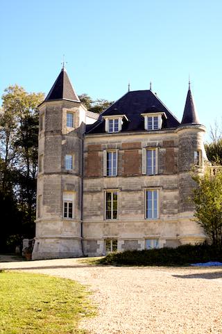 Château Charbontière - Sers