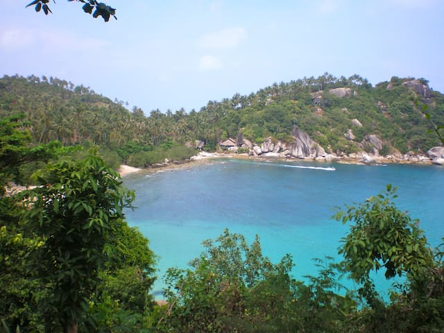 Unique nature spot, HAD TIEN BAY! - Ko Pha-ngan