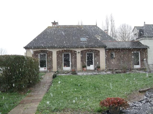flo - Saint-Mathurin-sur-Loire - Appartement