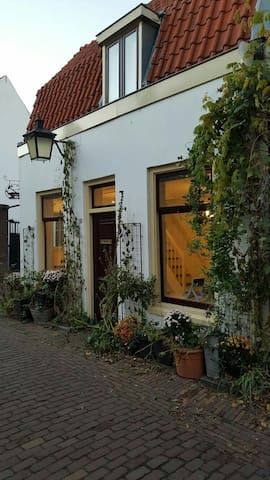Sweet little house in city centre - Utrecht