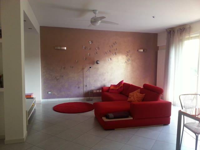 Ampio appartamento comodo a Lago e servizi - Bedizzole - Apartamento