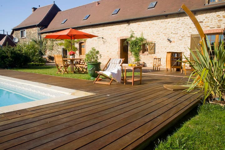 SMALL COTTAGE IN THE COUNTRYSIDE - Vicq-sur-Breuilh - Casa