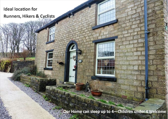 Kebbs Cottage, Darwen, Lancashire, North West UK - Darwen - Huis