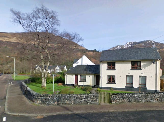 The Old Police Station, Kinlochleven - Kinlochleven - Bed & Breakfast
