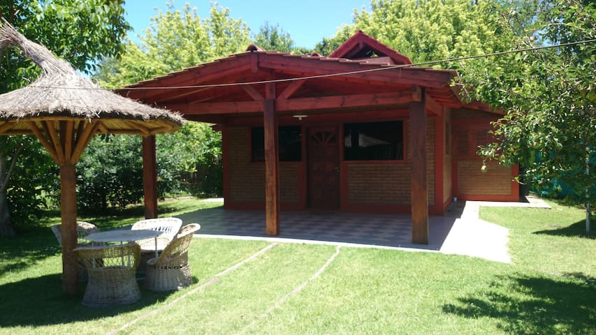 Cabañas en Calamuchita - Santa Rosa de Calamuchita - Nature lodge