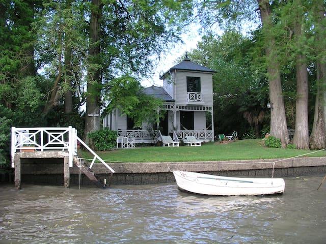 Quinta Villa Lolita - Tigre - Huis