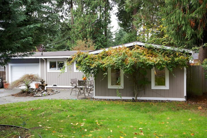 Bungalow with Beach Rights - 瑟馬米甚(Sammamish)