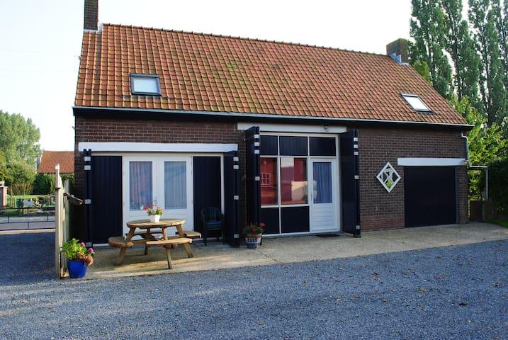 4 p. vakantiehuis in Sint Kruis Zeeuws Vlaanderen - Sint Kruis - 獨棟