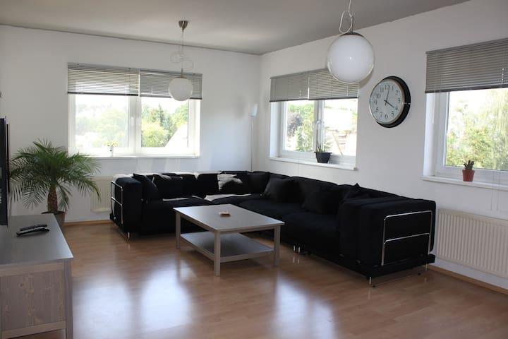 Huge, sunny Apartment in Lorsch! - Lorsch - Apartament