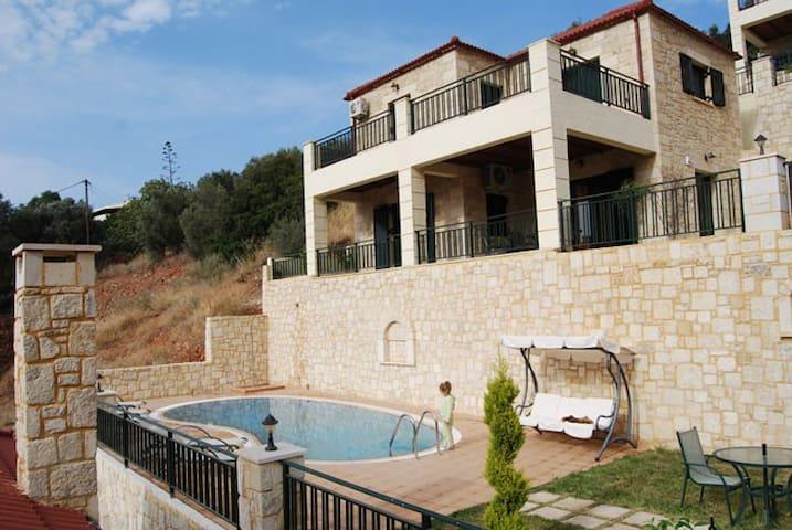 2 bedrooms villa near Kissamos - Sfinari - Villa