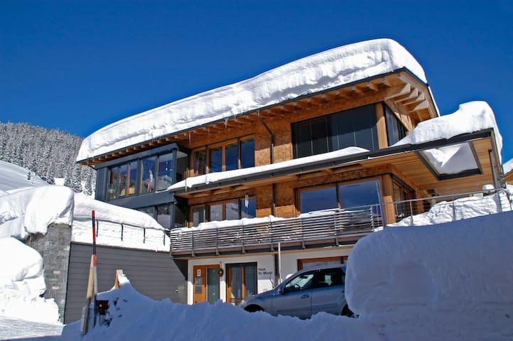 Lech am Arlberg, App. Haus Dr.Muxel, Wösterblick - Лех - Квартира