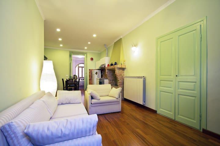 casa vacanze  il ricamo badalucco - Badalucco - Apartamento