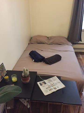 Chambre privée Appartement Cozy - Clichy - Wohnung