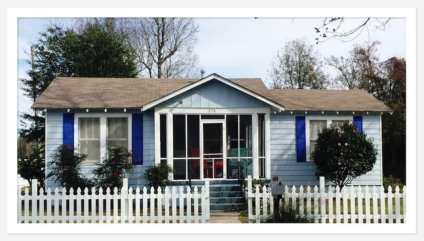 Gulfport Beach Cottage - Gulfport - Ev