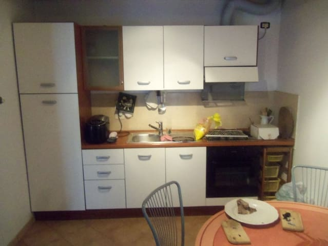 Independent 4 room house - Cattolica - Huis