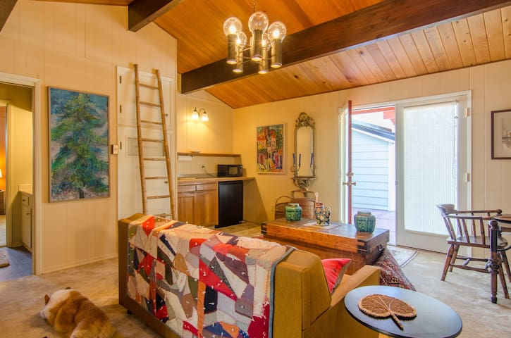 Sandy Point Cottage - Langley - Pension