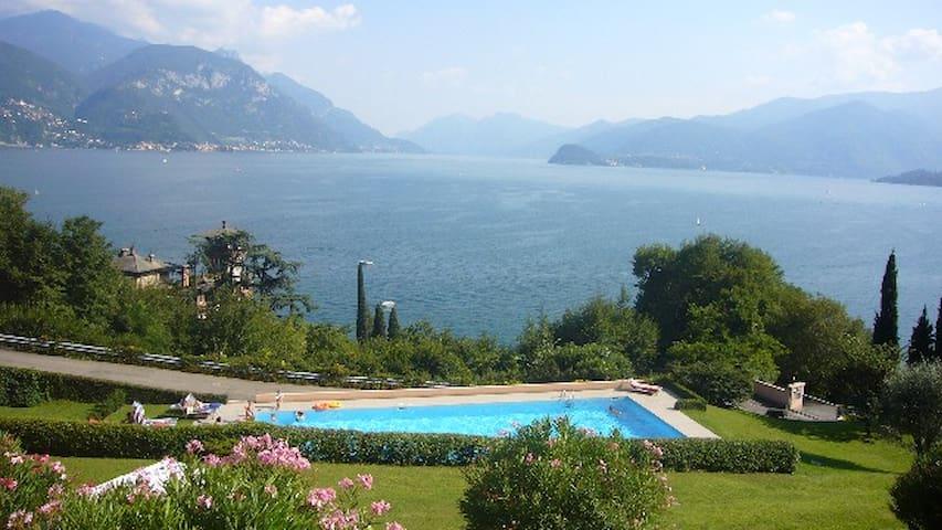 Como Lake Amazing View - San Siro