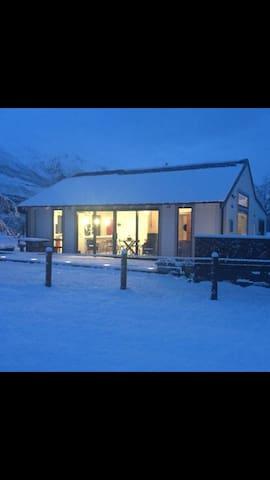 Glenorchy luxury cottage - Glenorchy