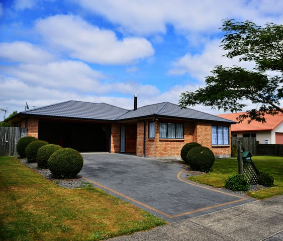 Lakeside and a lovely home stay - Rotorua