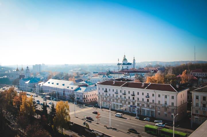 Центр города ул.Ленина 53 - Viciebsk - Casa