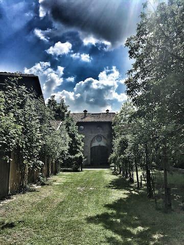 Countryside historic residence - Albinea