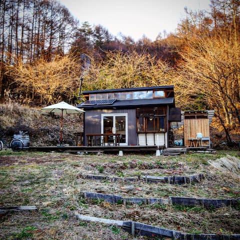 natural life at tiny cottage - Sakuho, Minamisaku District - Mökki