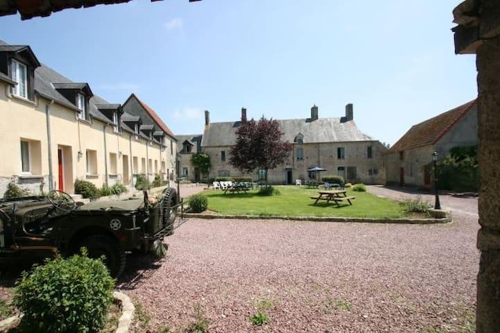 Garden Room B&B Delaunay  Ferme. - Saint-Côme-du-Mont