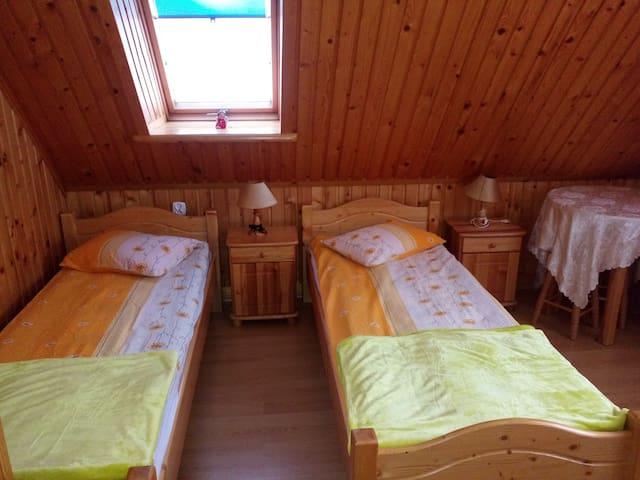 Pokoje u Bobików Ząb Guest House Tatra Mountains - Ząb - 獨棟