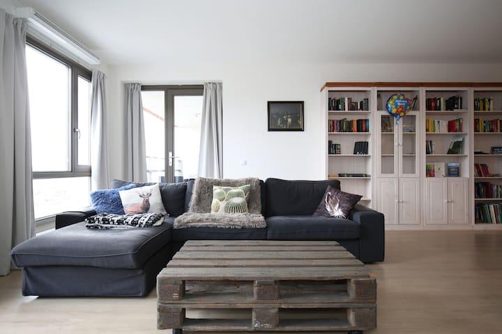 Spacious 1 bedroom apartment close to Amsterdam - Zaandam - Apartmen