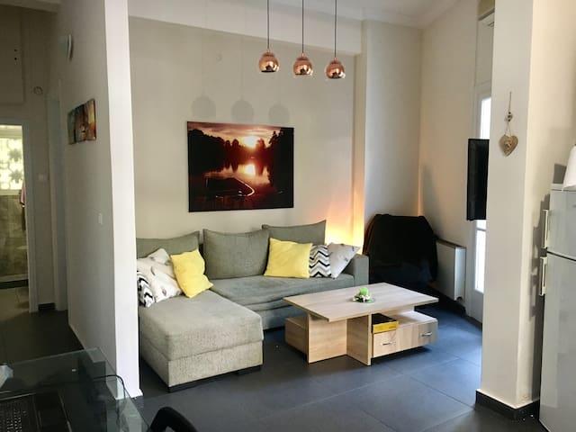 Charming renovated clean appartment - Atenas - Departamento