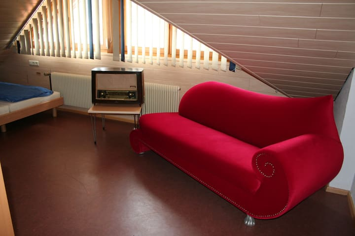 Apartment 4 Pers., Tuttlingen  - Tuttlingen - Appartamento