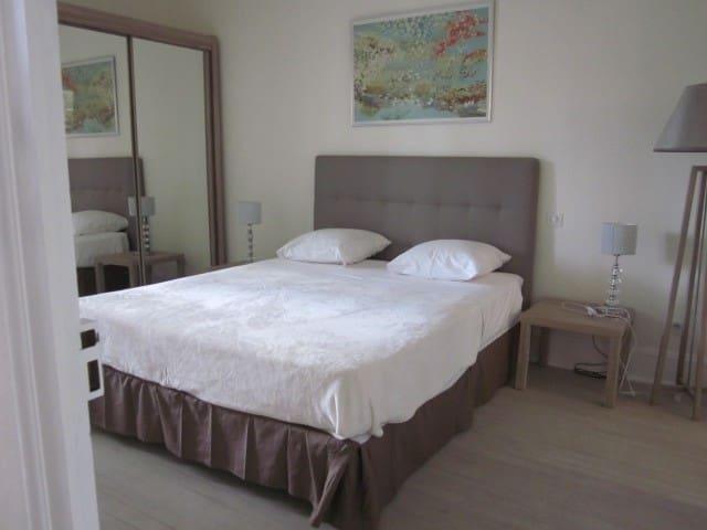 Appartement avec jardin - thermes et tourisme - Vichy - Apartamento