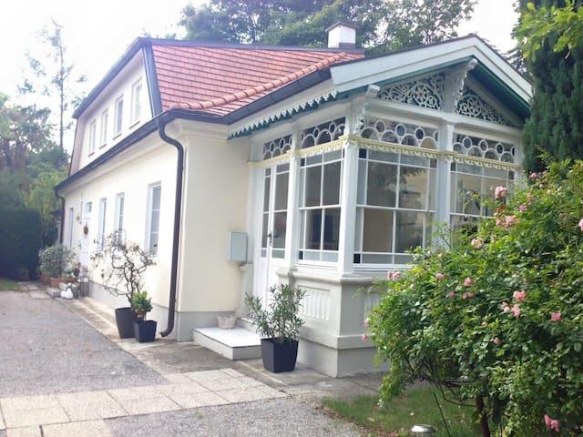 Charmantes Häuschen mit Chic - Baden - 獨棟