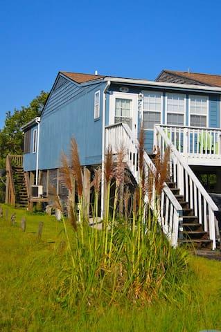 Beach House on North Topsail Island - North Topsail Beach - Huis