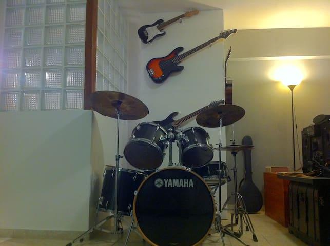 Minimal and Musical. - Drosia - Casa de huéspedes