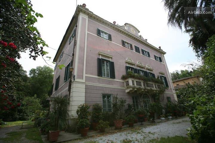 Apartments in historic villa! - Molina di Quosa-rigoli - Daire