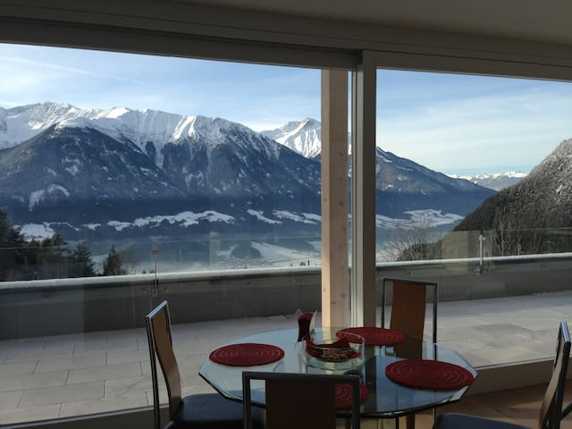 Vacation home with Panorama Terrace - Reith bei Seefeld - Departamento