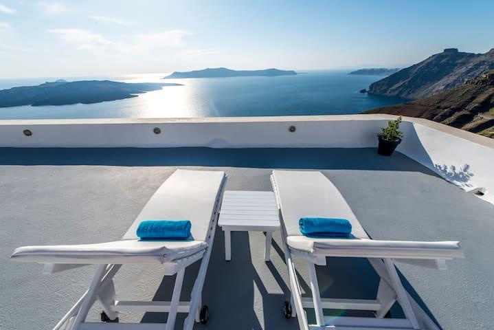 Archontiko Santorini Suite - Thira - Appartement
