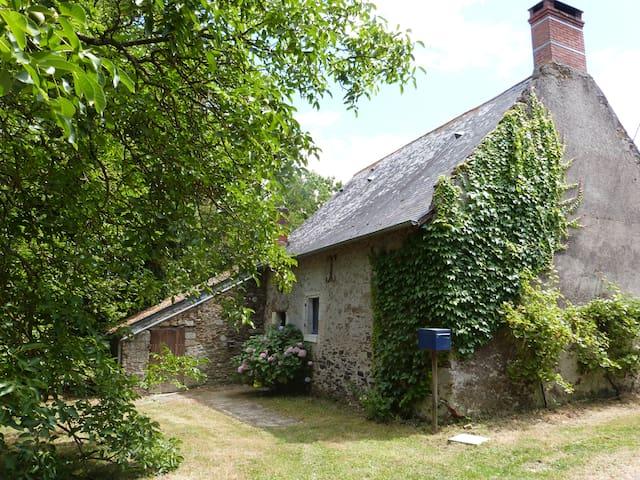 Maison en plein cœur des coteaux du Layon - Bellevigne-en-Layon - Huis