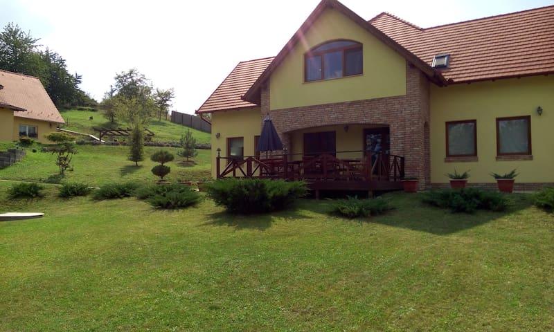 Villa Vinea- your vacation house- - Etyek - Huis