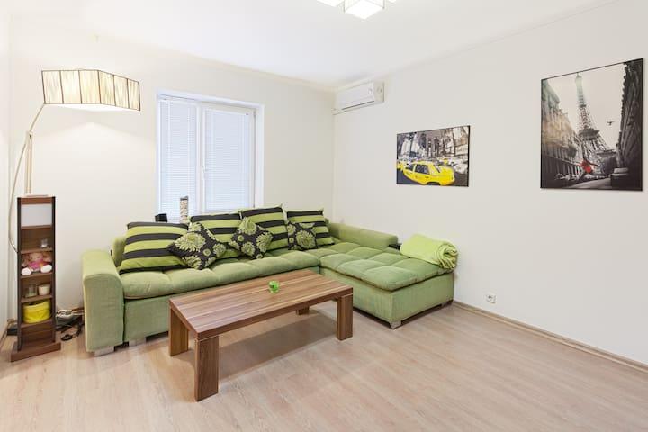 Stylish apartment in the center of Kiev - Kiew