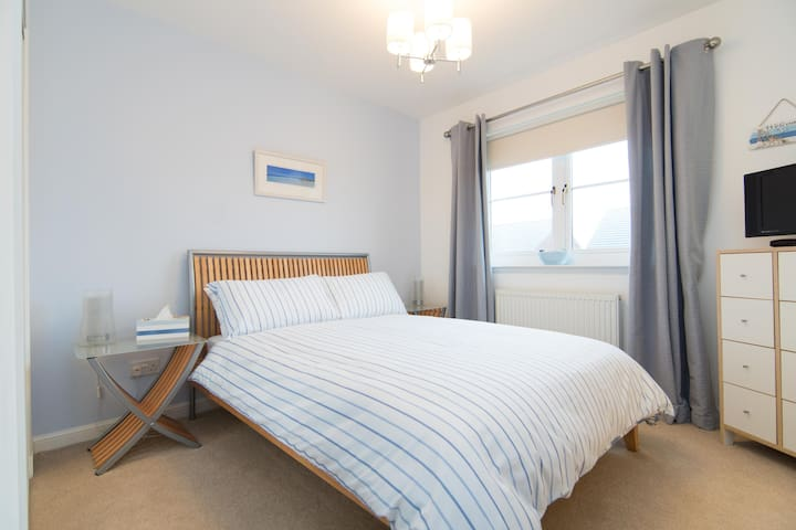 LIFE ENHANCING stay in a private suite - Glasgow - Huis