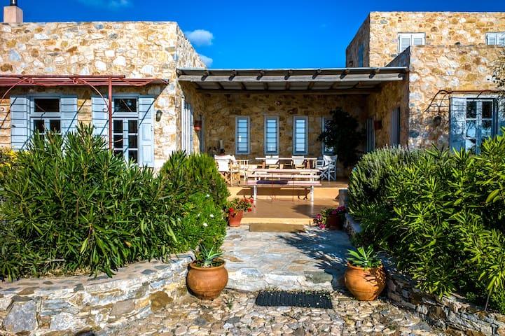 Dreamy Artists' Villa - Ermoupoli - Villa