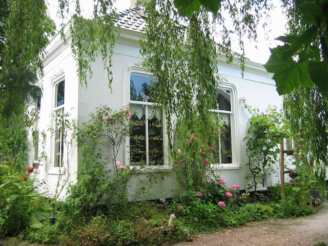 Queen of Pieterburen, artist-place - Pieterburen - Bed & Breakfast