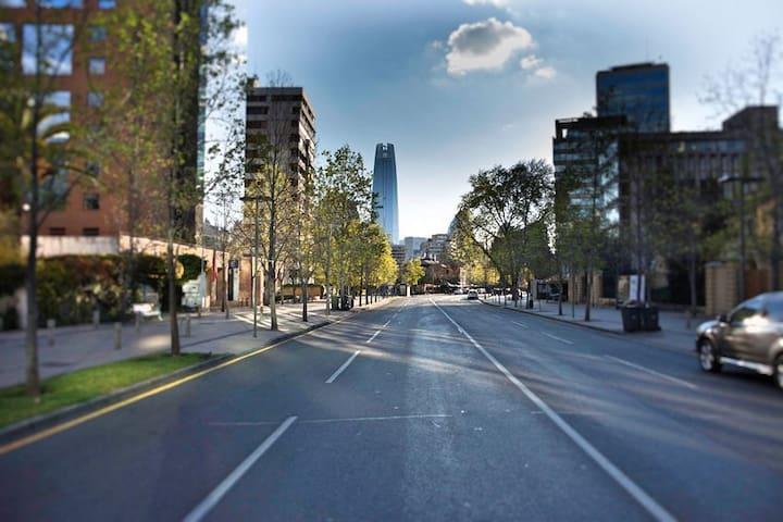 Piso  Costanera Center 1705 - Las Condes - Apartment