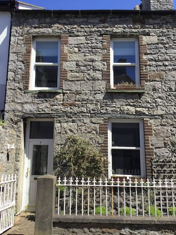 Double/Twin Room in Old Manx Stone Cottage - Castletown - Casa