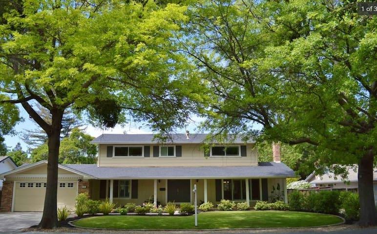 Large Stylish 4BR home SUPERBOWL - Walnut Creek - Casa
