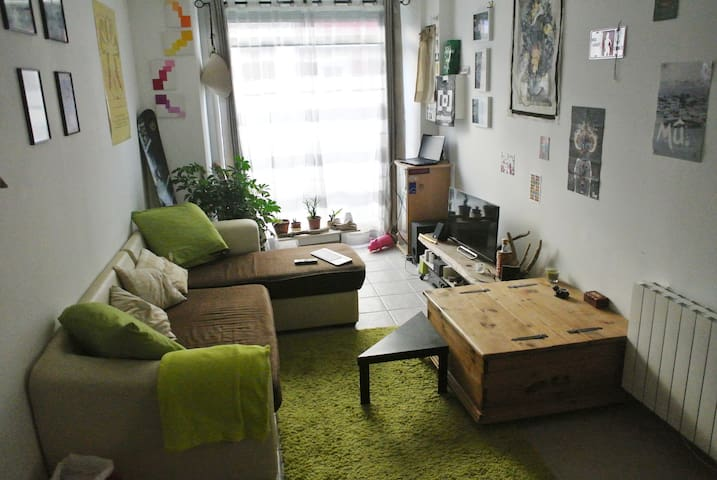 Appartement T2 Cosy - Saint-Vallier - Appartement