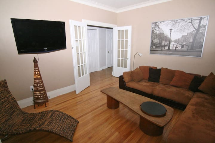 Ther perfect 3 bedroom apartment - Montreal